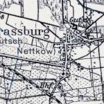 Mapa Deutsch-Nettkow