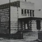 Budowa kościoła w Radnicy w latach 70-tych