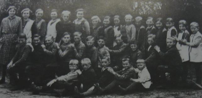 Mieszkańcy Klein-Blumberg urodzeni w latach 1920-23