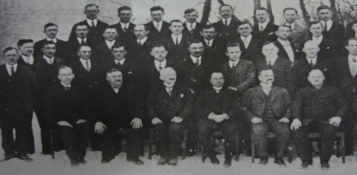 Szkoła Marynarska 1929