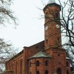 Kościół w Pomorsku