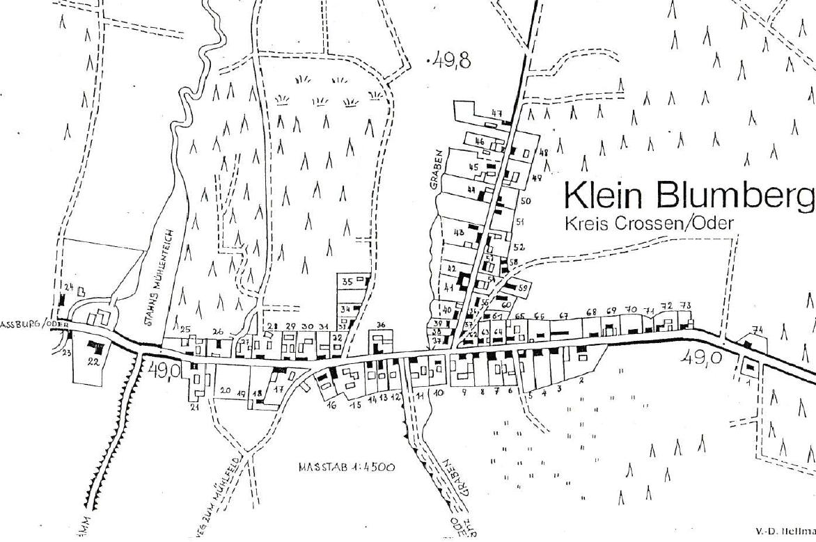 Plan Klein-Blumberg