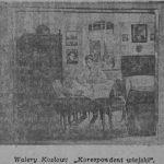 Nietkowice – w pracowni malarskiej Walerego Kozłowa