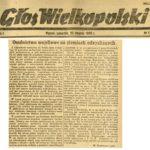 Głos Wielkopolski Osadnictwo wojskowe na ziemiach odzyskanych
