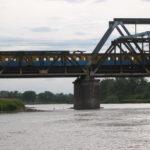 Odbudowa mostu kolejowego w Nietkowicach